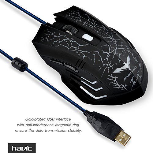 50a3d6bd9a7 Havit HV-MS672 Gaming Mouse | Grab Loot Deals | Discount Coupons ...