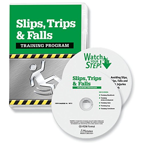 ComplyRight Slips, Trips & Falls Safety Training