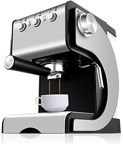 HEWE Semi automático de la máquina de café, cafetera eléctrica ...