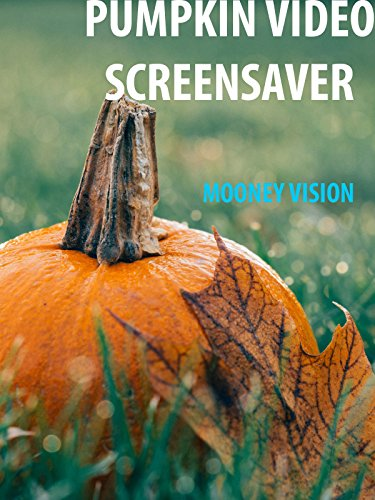 Pumpkin Video Screensaver
