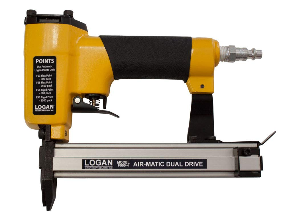 Logan Air-Matic Dual Drive Point Driver (F500-4)