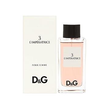 Dolce   Gabbana Dolce Gabbana Parfüm 3 L Imperatrice Eau De Toilette  Zerstäuber 100 ml 7a5e0fd47c9