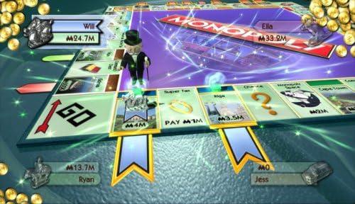 Electronic Arts Monopoly, Wii - Juego (Wii, Nintendo Wii, Partido, EA Bright Light, 20/10/2008, E (para todos), Fuera de línea): Amazon.es: Videojuegos