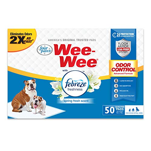 Wee-Wee Puppy Training Pee