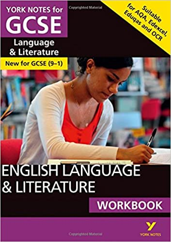 English Language and Literature Workbook: York Notes for GCSE (9-1)