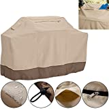 60' Waterproof Outdoor Patio Barbeque Grill Oven Cover Furniture Protection New
