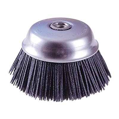 OSBORN ATB Cup Style Brush - Diameter: 6""