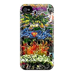 Fashion Protective Graff For Case Samsung Galaxy Note 2 N7100 Cover