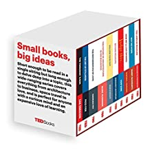TED Books Box Set: The Completist: The Terrorist's Son, The Mathematics of Love, The Art of Stillness, The Future of Architecture, Beyond Measure, Judge This, How We'll Live on Mars, Why We Work, The Laws of Medicine, and Follow Your Gut