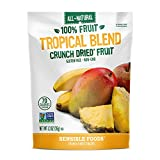 Sensible Foods Dried Snacks, Tropical Blend, 1.3 Ounce (Pack of 12)