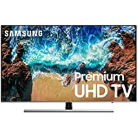 Samsung UN82NU8000 Flat 82 4K UHD 8 Series Smart LED TV (2018) (Certified Refurbished)