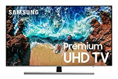 A premium experience gushing with featuresLoaded with features, the NU8000 has advanced smart browsing with voice control, which finds your shows easily. Stunning depth of HDR plus more colors than HDTVs create a breathtaking 4K picture. Expe...