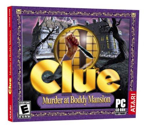 Clue: Murder at Boddy Mansion (Jewel Case) - PC