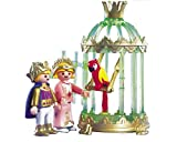 Playmobil Royal Children w/ Parrot Cage