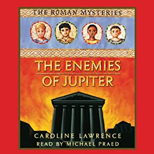 The Enemies of Jupiter Audiobook