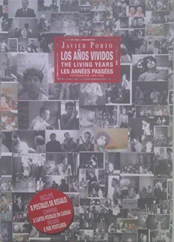 Descargar Libro Los Años Vividos Javier Porto