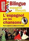 Image de L'espagnol par les chansons
