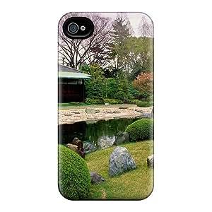 Fashion Protective Seiryuen Garden Nijo Castle Kyoto Japan Cases Covers For Iphone 6