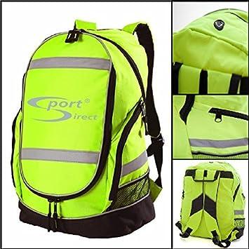 Sport Direct srer01 alta visibilidad reflectante mochila: Amazon.es: Coche y moto