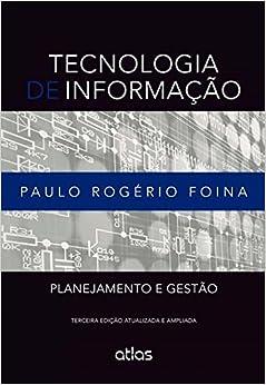 Book Tecnologia de Informaao: Planejamento e Gestao