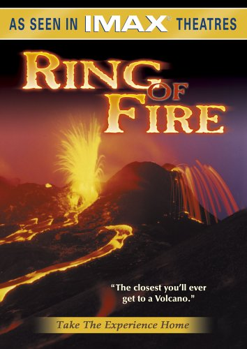 Ring Fire IMAX Robert Foxworth product image