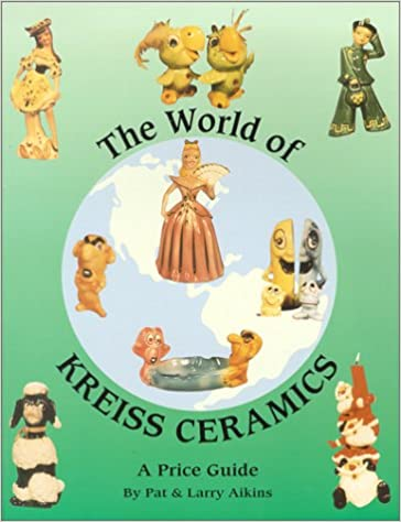 The World Of Kreiss Ceramics Aikins Pat 9780895380982 Amazon Com Books