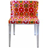 Mod Made Color Accent Chair, Circles