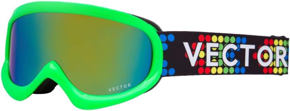 Gafas de esquí Gafas de esquí: doble lente, antivaho de alta ...