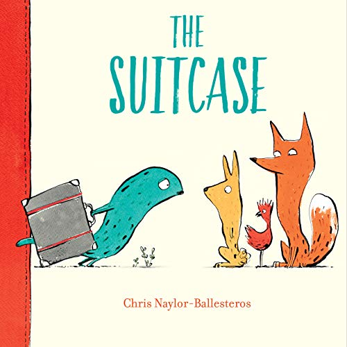 Book Cover: The Suitcase