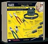 Klein Tools 92911 ProPack 11 Apprentice Tool Set (11-Piece)