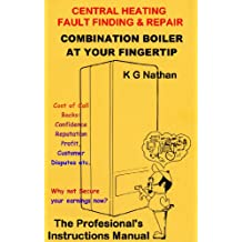 Central Heating Combination Boiler At Your Fingertip