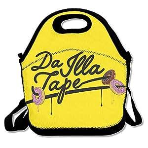 nadeshop J Dilla Donuts bolsa para el almuerzo Tote