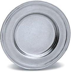 Danforth Statesmetal 10.5\  Dinner Plate  sc 1 st  Amazon.com & Amazon.com: Pewter - Dinner Plates / Plates: Home \u0026 Kitchen
