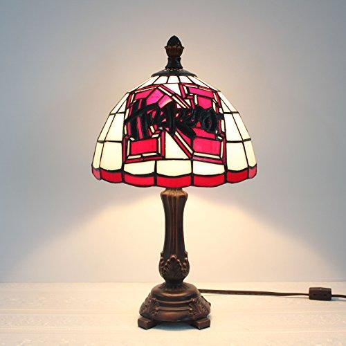 Nebraska Table Lamp, Nebraska Cornhuskers Table Lamp