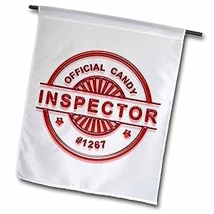 Anne Marie Baugh–Frases–oficial Candy Inspector en rojo Gel Efecto–banderas