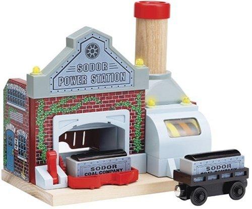Thomas & Friends Wooden Railway - Power Station ()