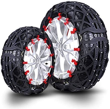 非金属タイヤチェーン 車のスノーチェーンタイヤスノーチェーン車のオフロード車Suvタイヤスノーチェーンの取り付けが簡単 タイヤチェーン 軽自動車 (Size : 155R12)