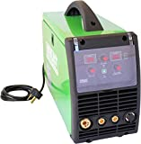 MIG Welder - 2017 Everlast PowerMIG 200 200amp MIG stick welder dual voltage 110v/220v spool gun ready