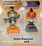 Solar Dancer MR. SCARECROW and MR. PUMPKINHEAD Set of 2NEW Others available#by:justmoe47