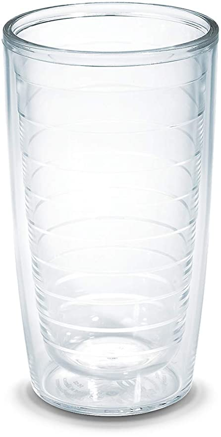 52f8d03e930 Tervis 1001831 Clear & Colorful Insulated Tumbler 2 Pack - Boxed 16 oz  Tritan Clear
