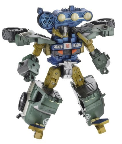 Transformers Energon Powerlinx *Energon Ironhide* G1 - Shot Hot Energon