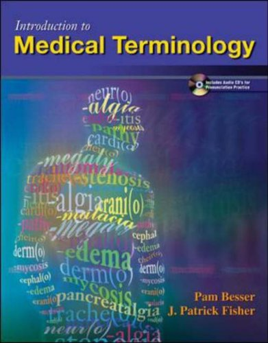 Introduction to Medical Terminology with Student CD-ROM