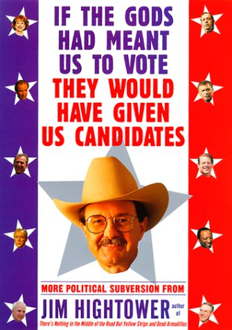 If the Gods Had Meant Us to Vote They Would Have Given Us Candidates pdf