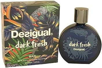 Desigual Dark Fresh by Desigual Eau De Toilette Spray 3.4 oz