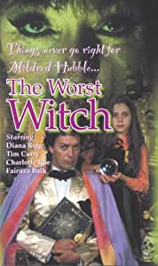The Worst Witch (The Movie) [VHS]