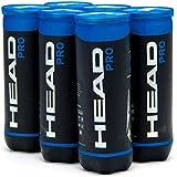 Bola de Tênis Head Pro Pack com 06 Tubos