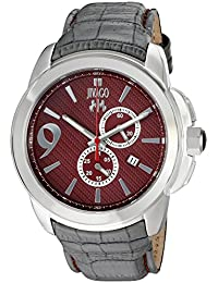 Men's 'Gliese' Swiss Quartz Stainless Steel Casual Watch (Model: JV1516)