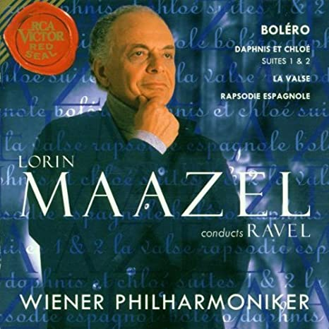 Ravel: boléro; rapsodie espagnole; la valse; alborada del gracioso.