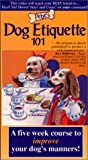 Pebes Dog Etiquette 101 - Dog Training for Busy People [VHS]