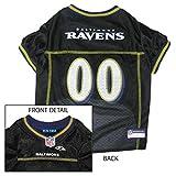 Pet Care Preferred Baltimore Ravens Dog Jersey - Small